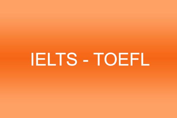 IELTS-TOEFL